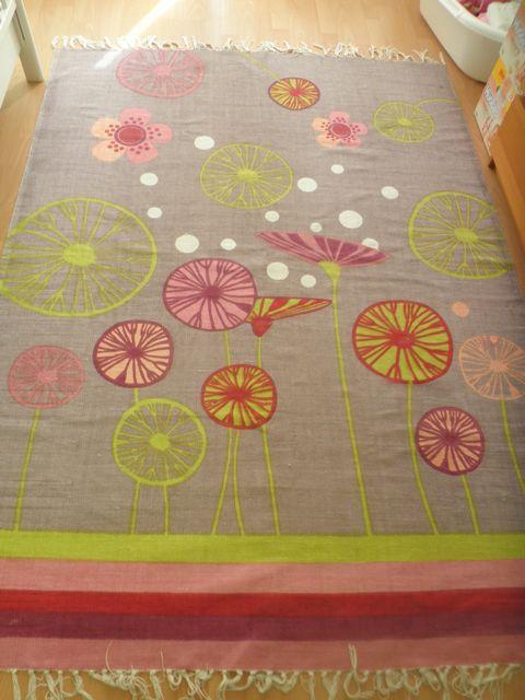 Le tapis de ma fille