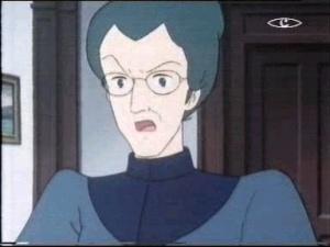 Mademoiselle Mangin