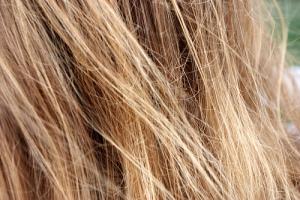 J'ai jamais perdu autant de cheveux...