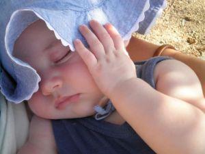 Bébé s'en dort de plus en plus facilement!