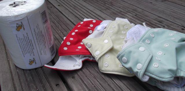 Conseil pour les couches lavables bien choisir le voile - Pas de retour de couche sans allaitement ...
