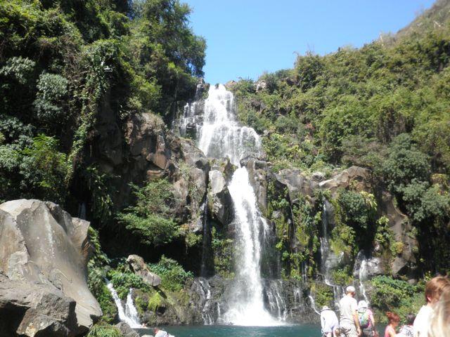 La cascade des 3 bassins