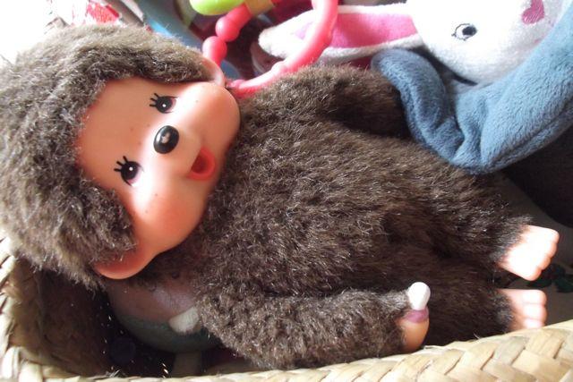 Kiki, un doudou pas comme les autres