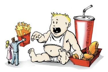 Peut-on vraiment définir si bébé sera obèse?