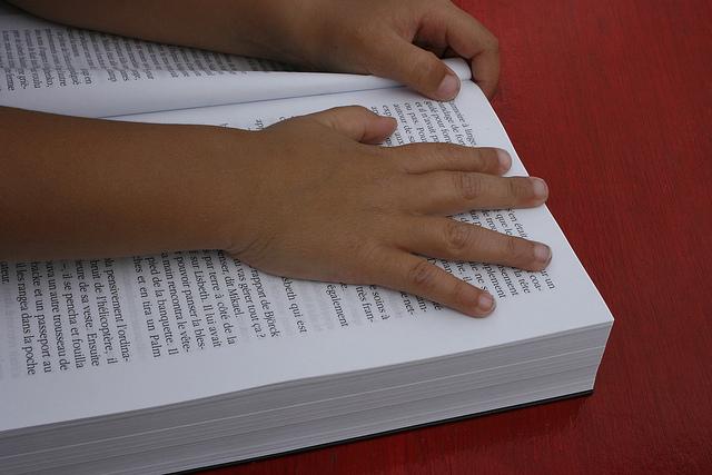 Le livre, l'idéal pour travailler l'imaginaire, non?