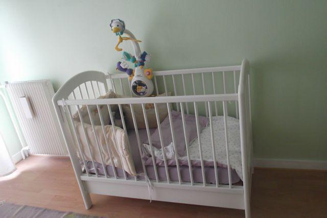 Avoir sa chambre a compte working girl to working mum - Quand faire dormir bebe dans sa chambre ...
