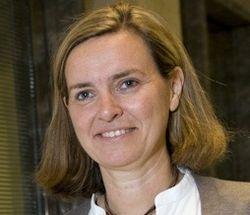 Marie-Laure des Brosses, présidente du Mouvement mondial des mères