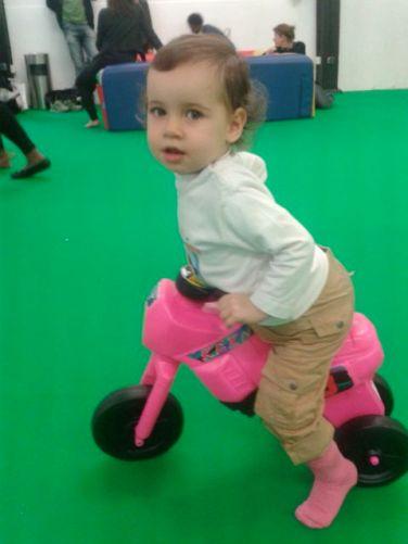 salondesmomes, test de moto