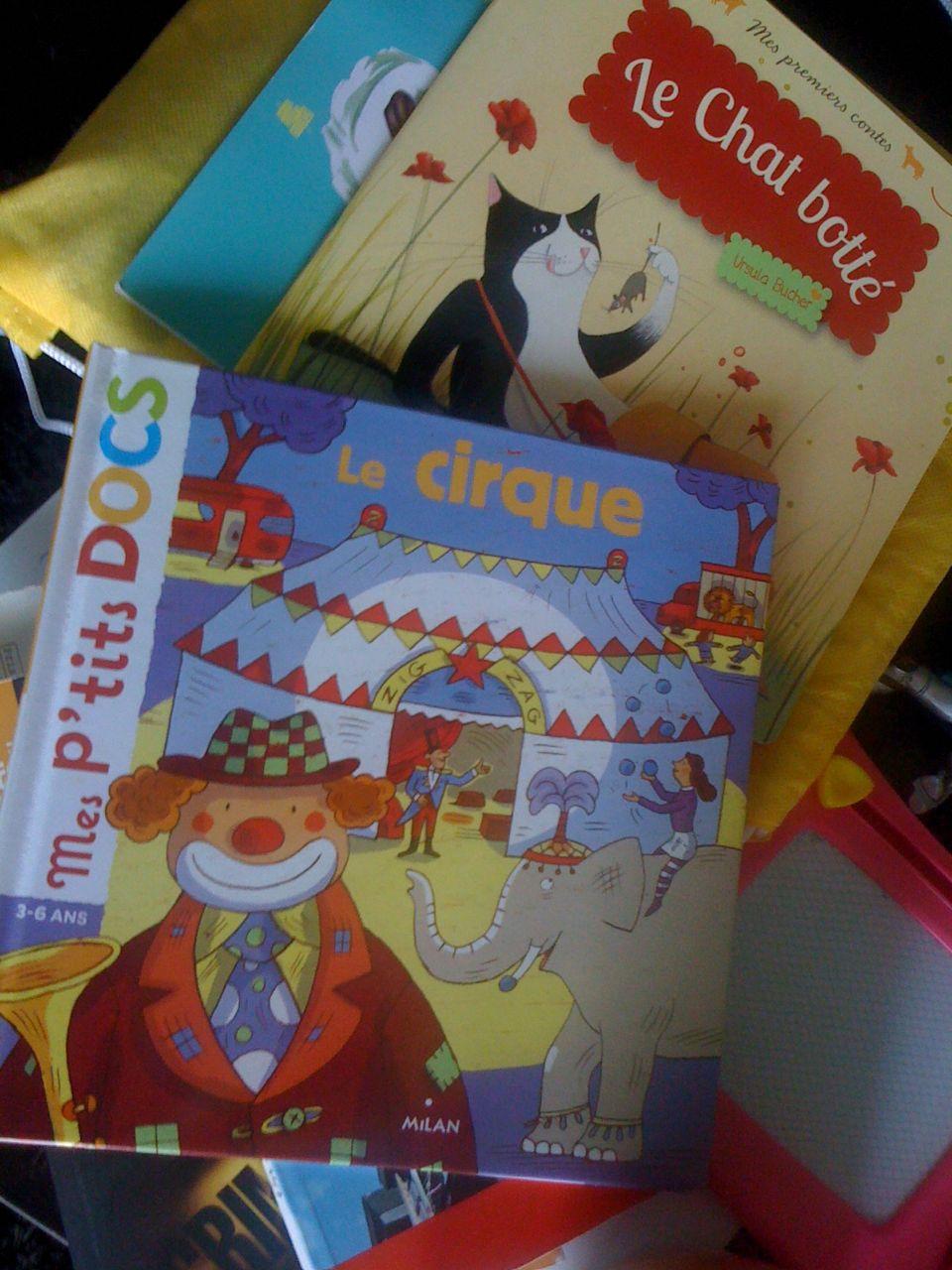 Le cirque de Mes ptits docs