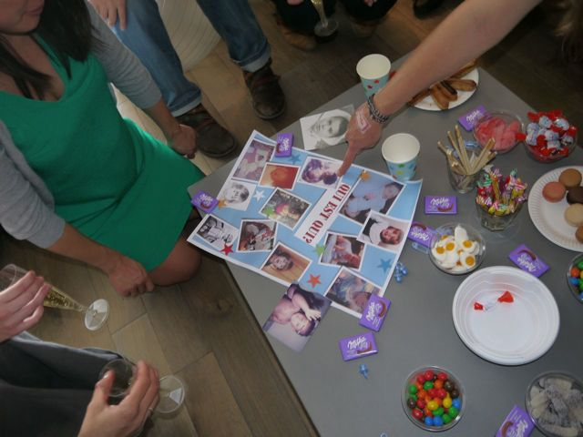 animation baby shower