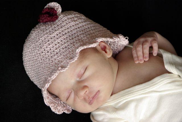 Le premier bonnet porté