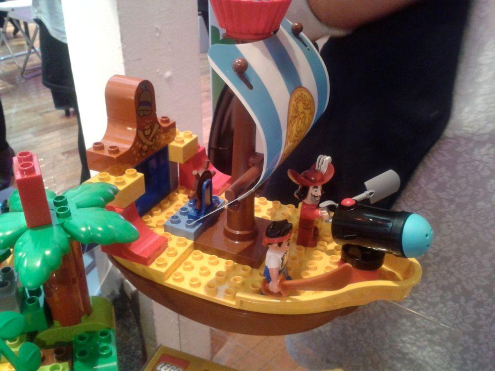 efluentmums2 Lego et sa nouveauté bateau pirates