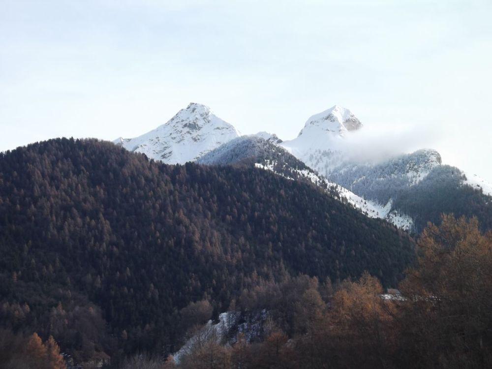 Passer Noël à la montagne