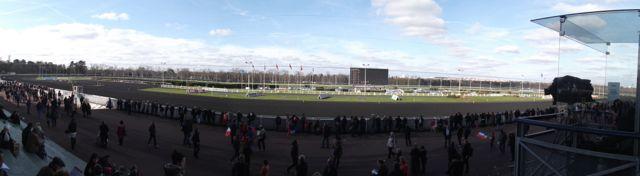 hippodrome de vincennes