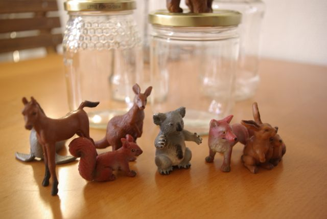 DIY-recycler-bocaux-verre-animaux-1