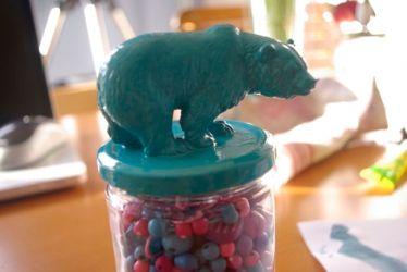 DIY-recycler-bocaux-verre-animaux