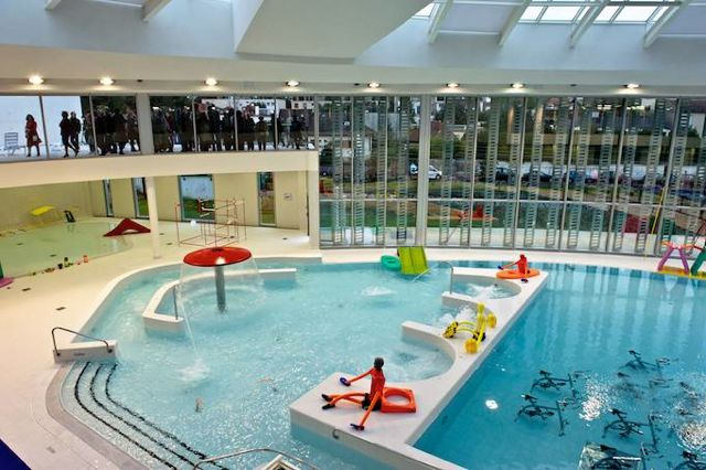 piscine vincennes le dome