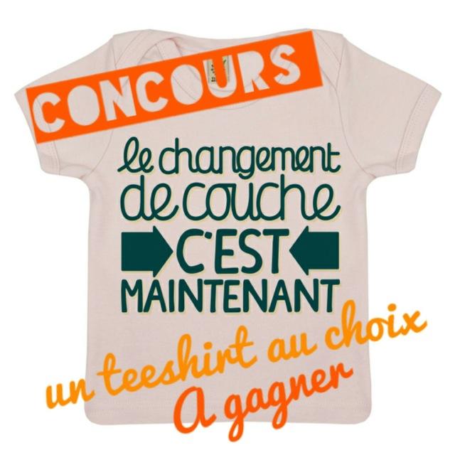 Concours BébéTshirt