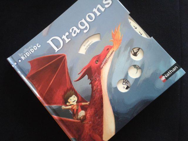 Livre dragons Kididoc