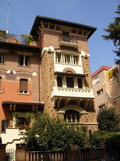 architecture rome italie