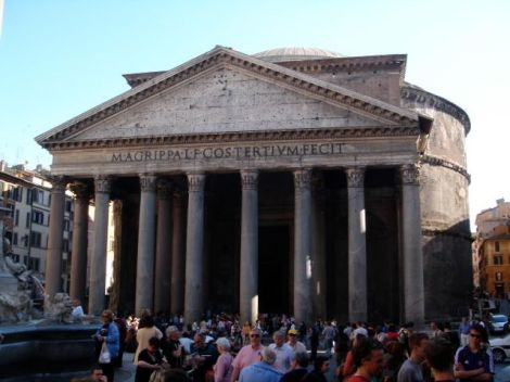 visiter rome monuments capitole