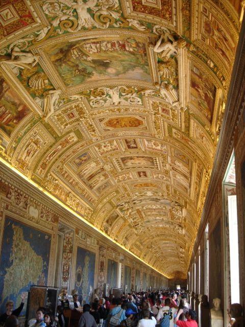 visiter rome et le vatican