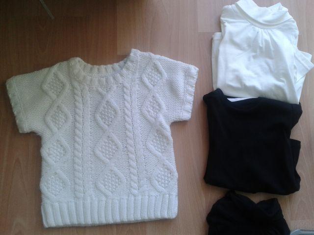 Les basics de l'hiver pull et souspull
