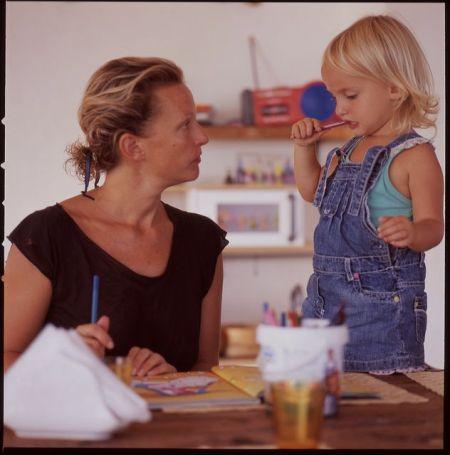 transmission parent enfant