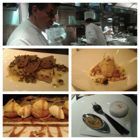 Restaurant 39V avenue George V sur Paris