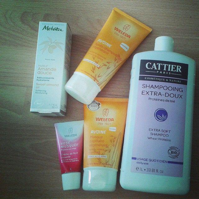 cure bio cheveux1 - Shampoing Cheveux Colors Sans Silicone