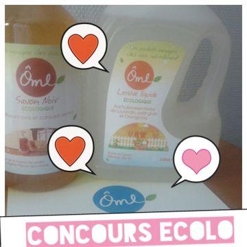 ecologie-eau2 concours ome produits naturels